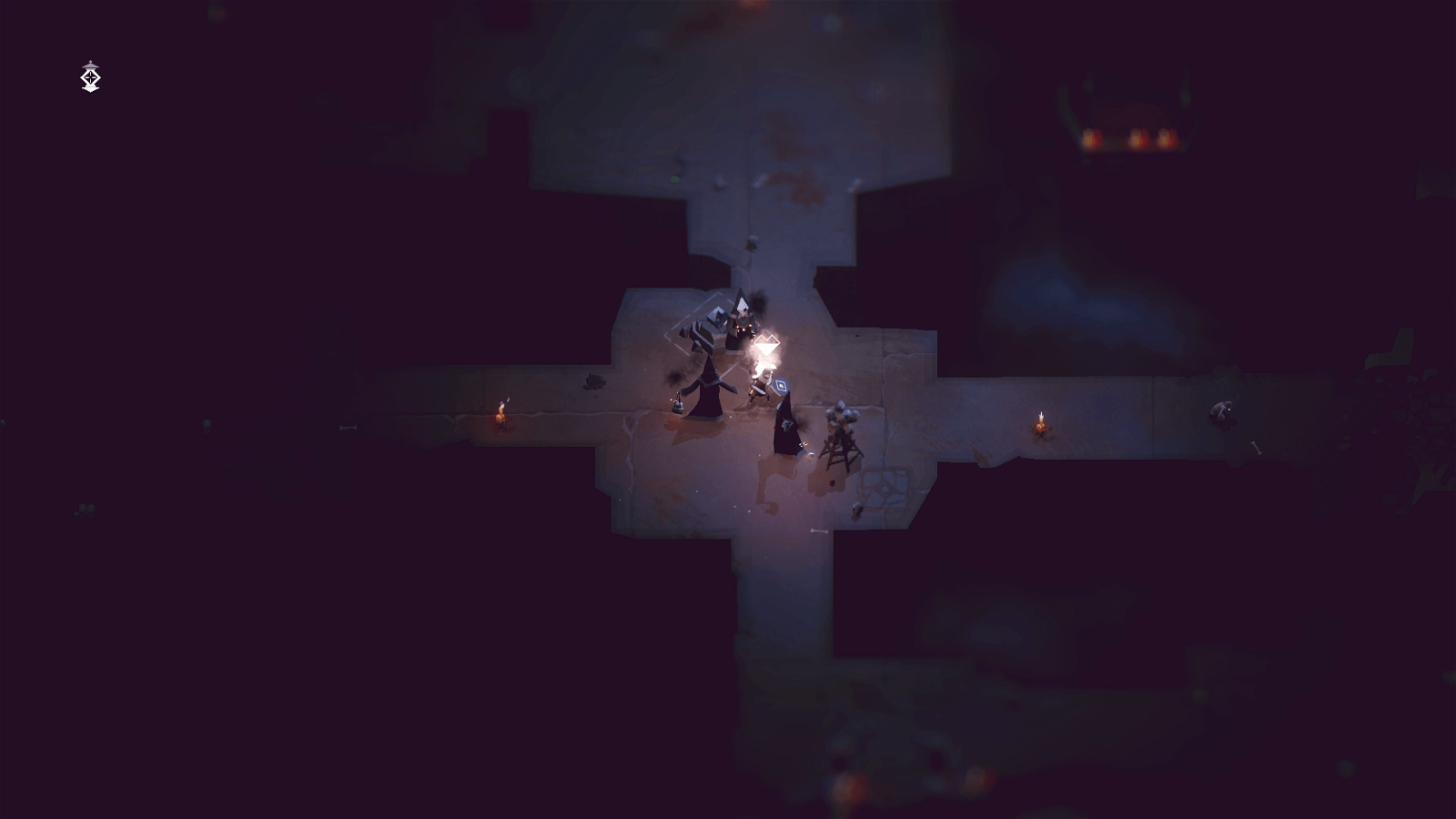 Capybara Innovates The Roguelike With Below 3