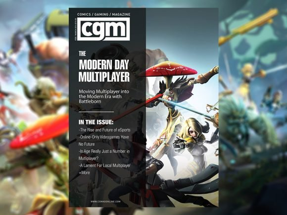 CGMagazine March 2016: Modern Multiplayer