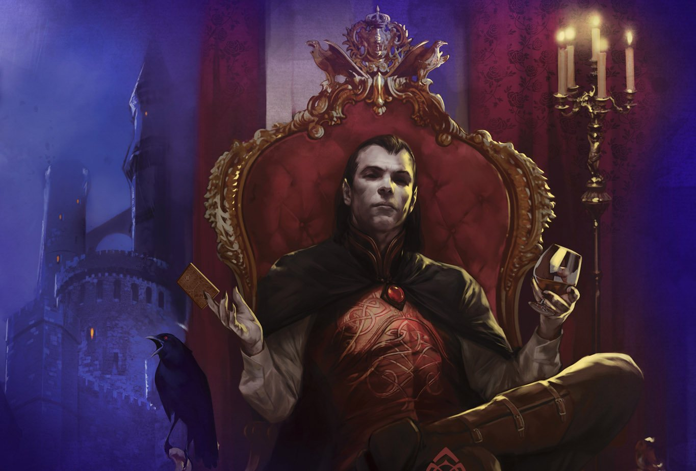 Curse of Strahd Interview with Chris Perkins 5