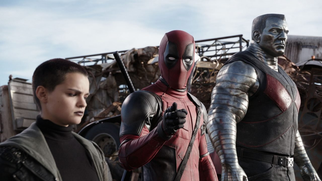 Deadpool steals record for highest grossing R-rated film