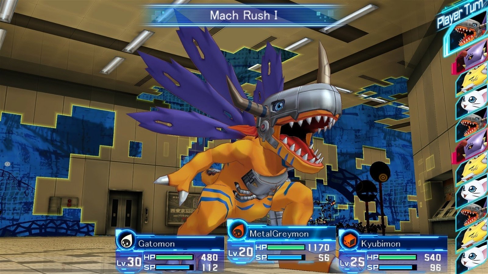 Digimon Story: Cyber Sleuth (Ps4) Review 8