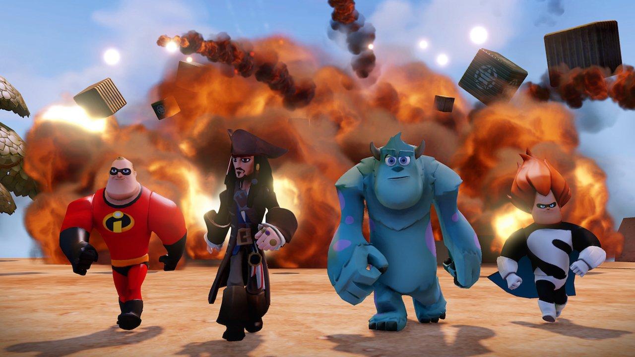 Disney May be Abandoning Infinity 3.0 on PC