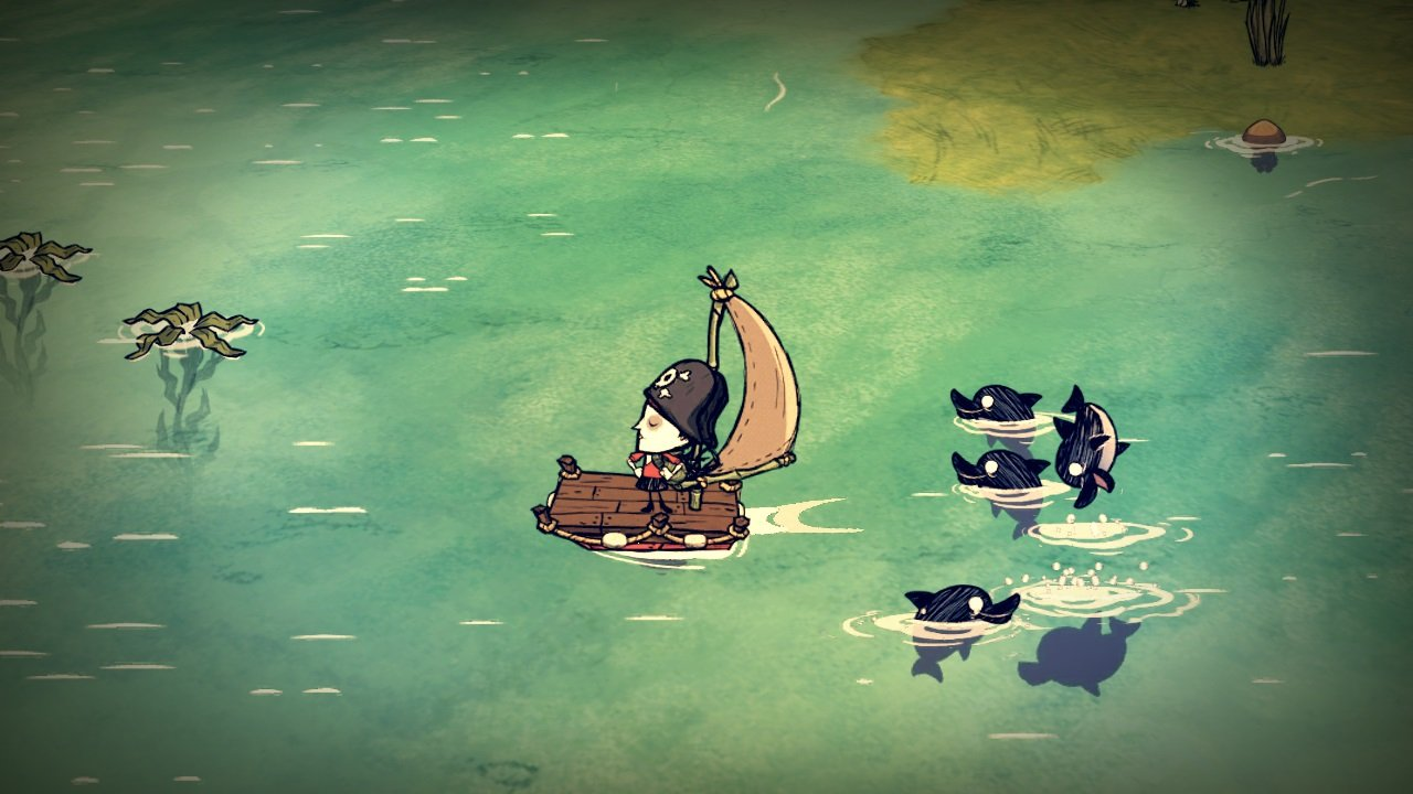 Don't Starve gets Shipwrecked Expansion Today 2