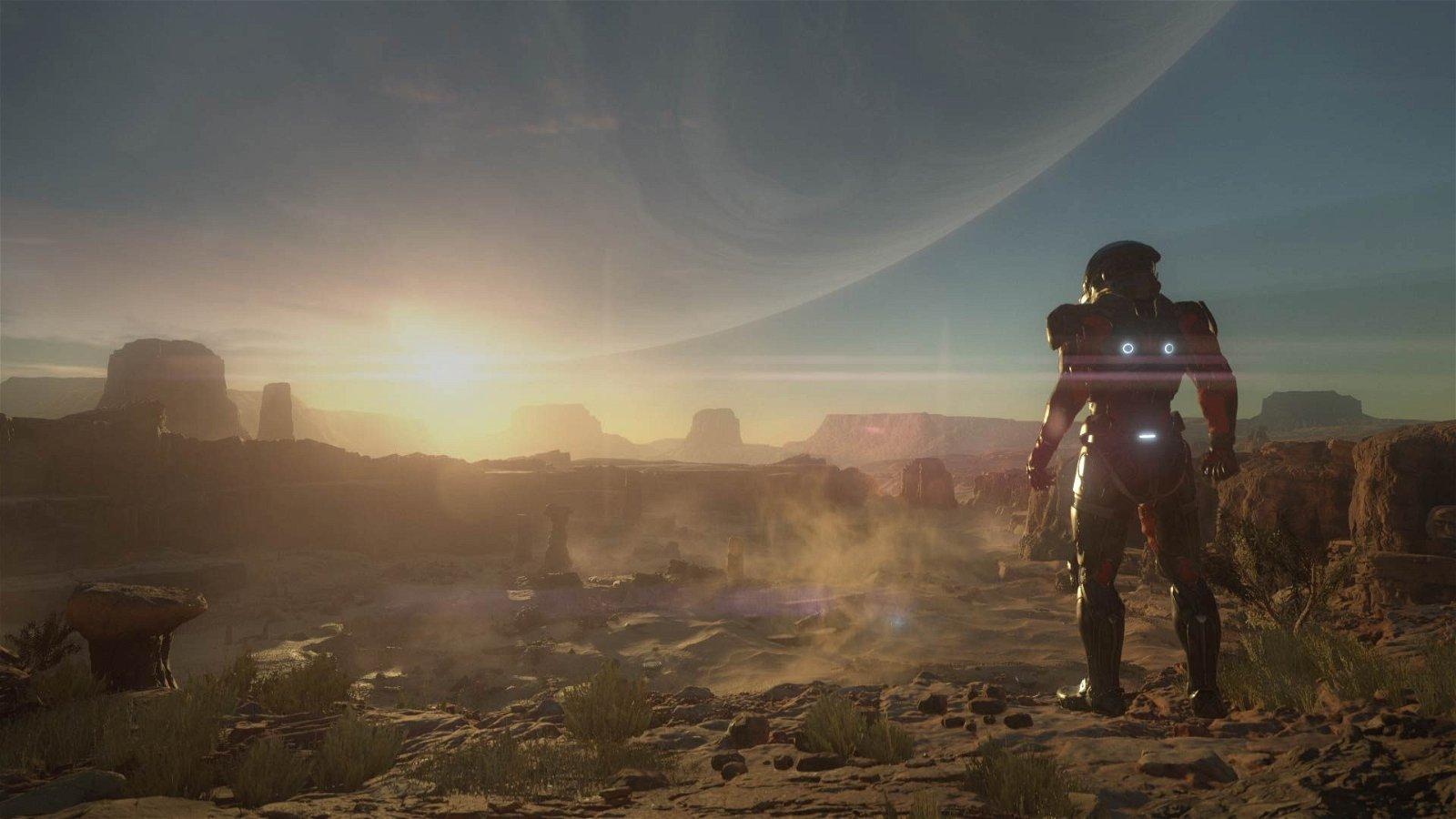 EA Confirms Mass Effect Andromeda Not Coming Until Q1 2017