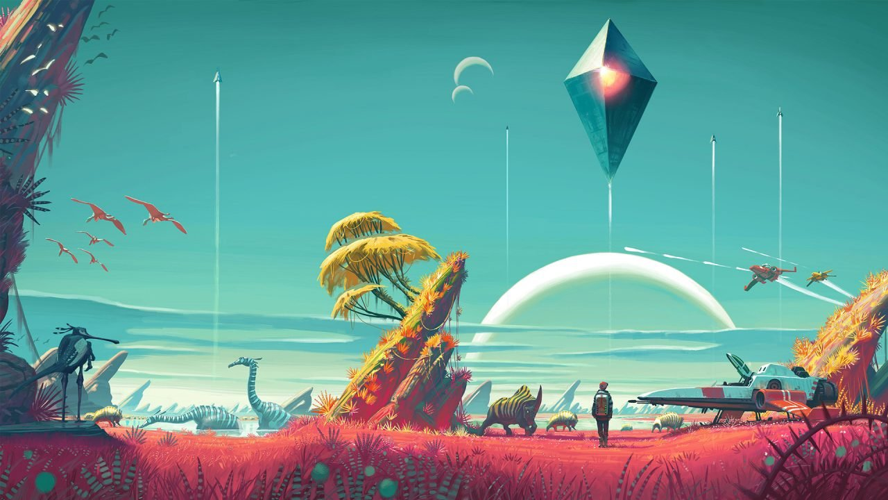 Explore No Man's Sky in June