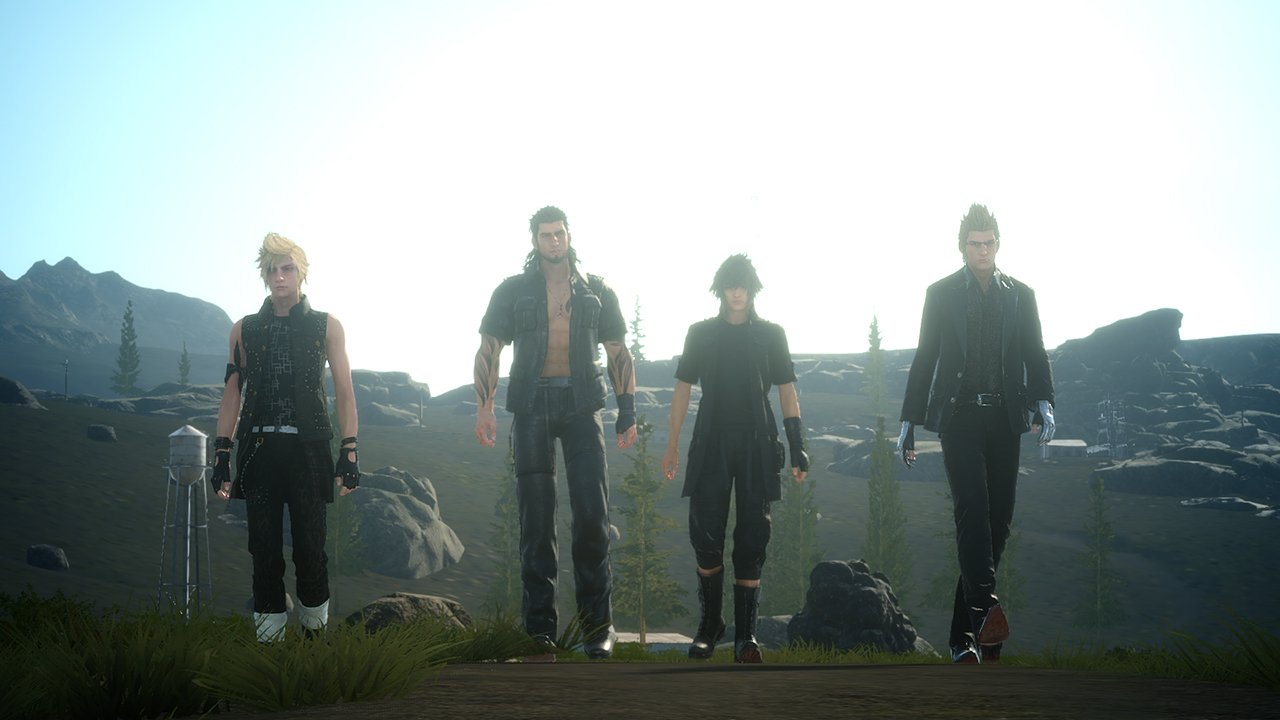 Final Fantasy XV Release Date and More Leaked