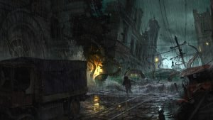 Frogwares Unveils Open-world Lovecraftian Game, The Sinking City