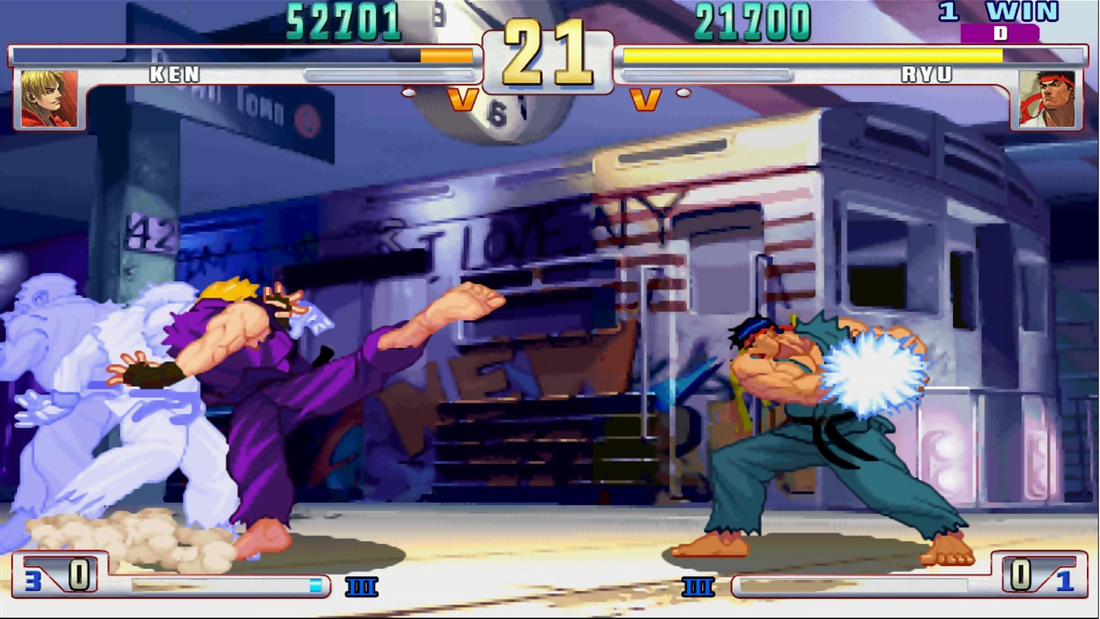 Hadouken: A History of Street Fighter 5