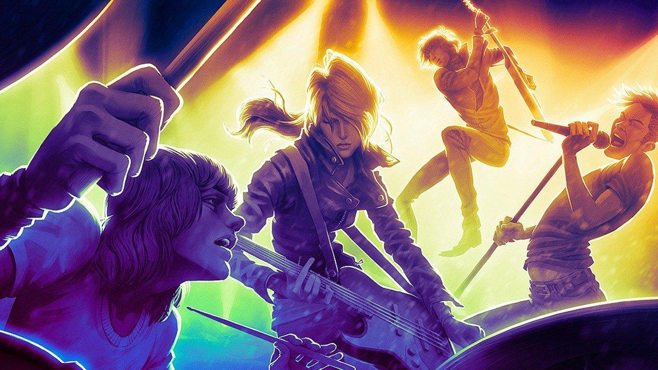 Harmonix Crowd Funds to get Rockband 4 on PC 1