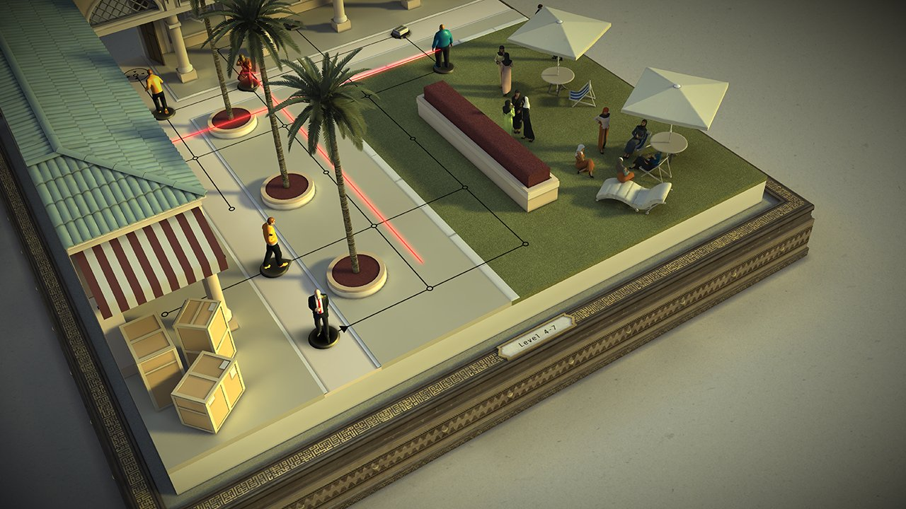Hitman Go: Definitive Edition (PS4) Review 4