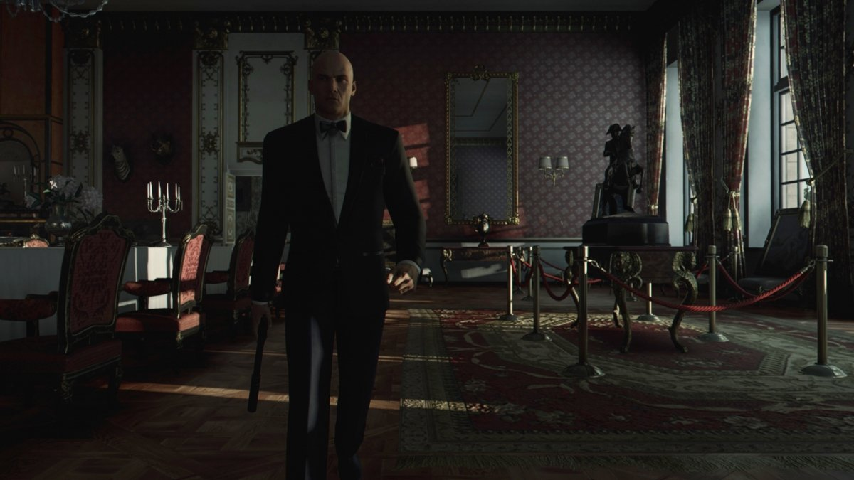 Hitman Has An Online-Only Problem 2