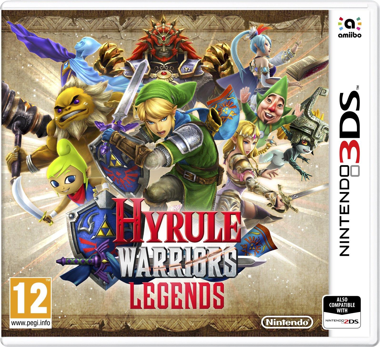 Hyrule Warriors: Legends (3DS) Review 11