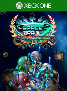 In Space We Brawl: Full Arsenal Edition (Xbox One) Review
