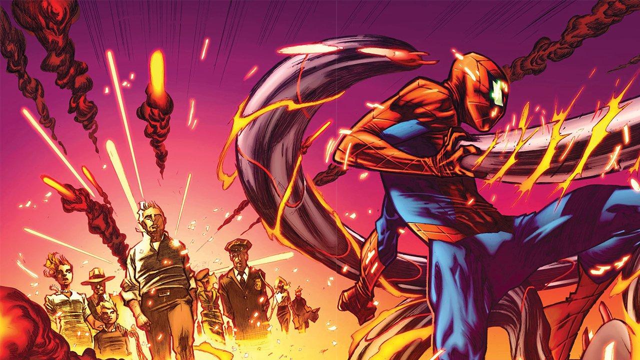 Marvel reveals promo art for Dead No More 2