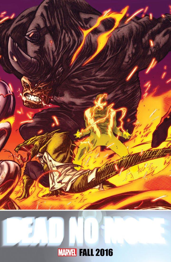 Marvel Reveals Promo Art For Dead No More 3