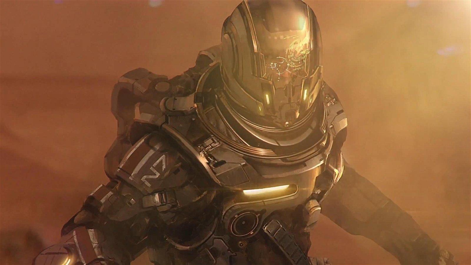 Mass Effect Andromeda possible plot details leak