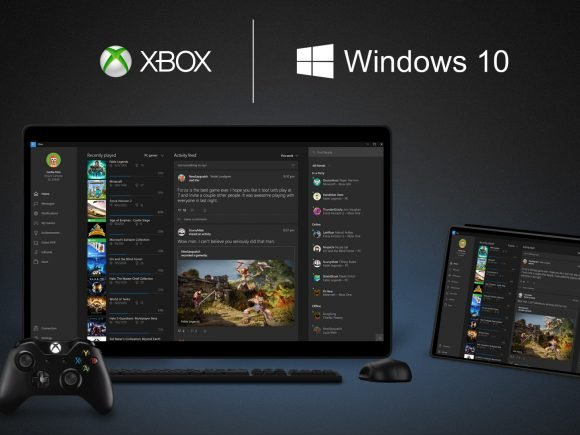 Microsoft Brings Xbox One and Windows 10 Closer Together