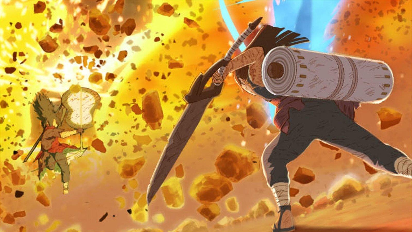 Naruto Shippuden Ultimate Ninja Storm 4 (Ps4) Review