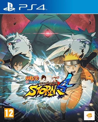 Naruto Shippuden Ultimate Ninja Storm 4 (PS4) Review 4