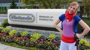Nintendo spokesperson Alison Rapp released from her position 1