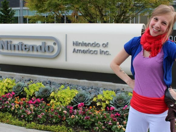 Nintendo spokesperson Alison Rapp released from her position 1