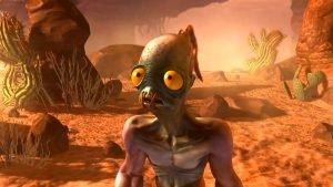 Oddworld Soulstorm Looks New n' Freaky