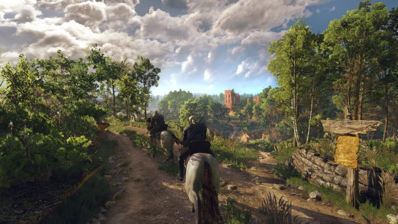 Opinion: Should The Witcher 3 be Game of the Year 1