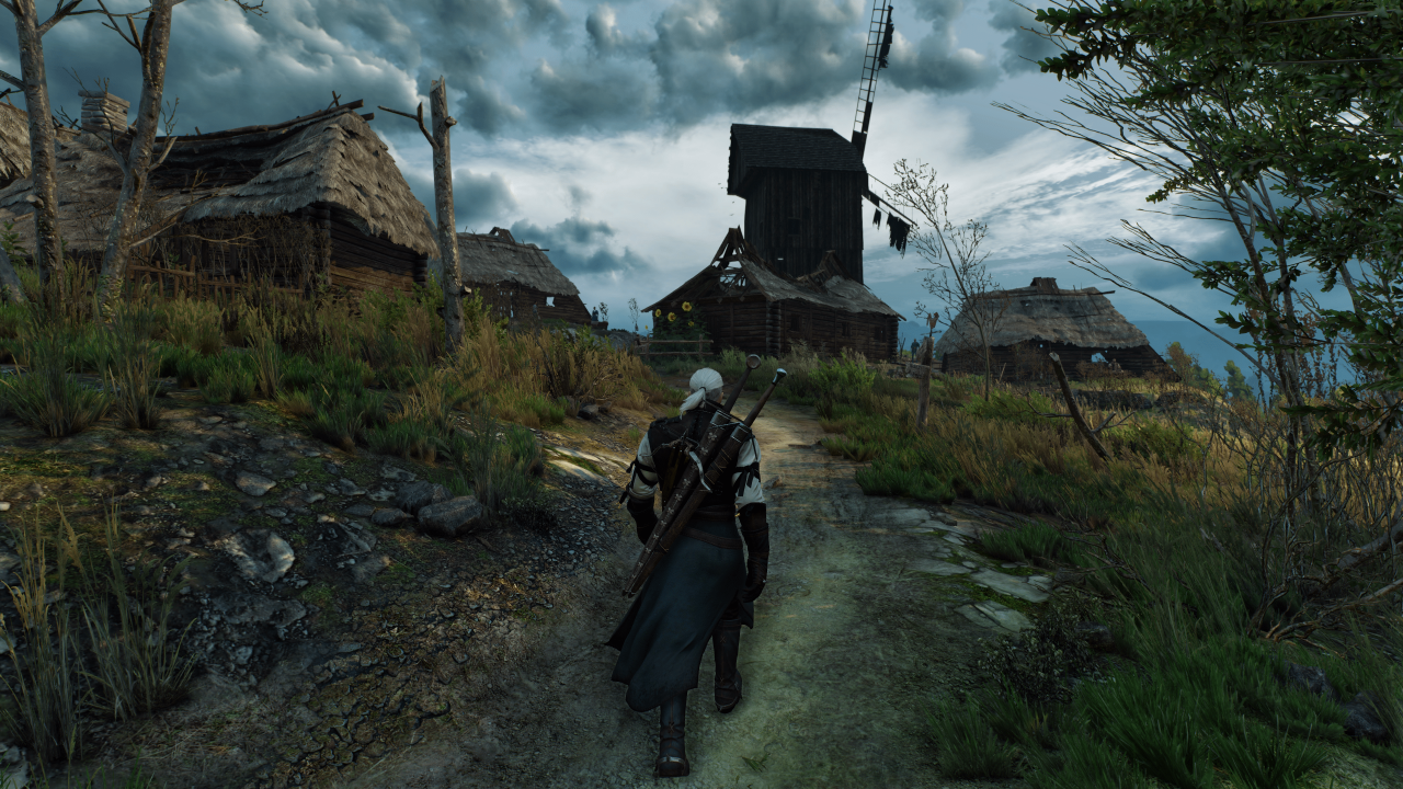 Opinion: Should The Witcher 3 be Game of the Year 2