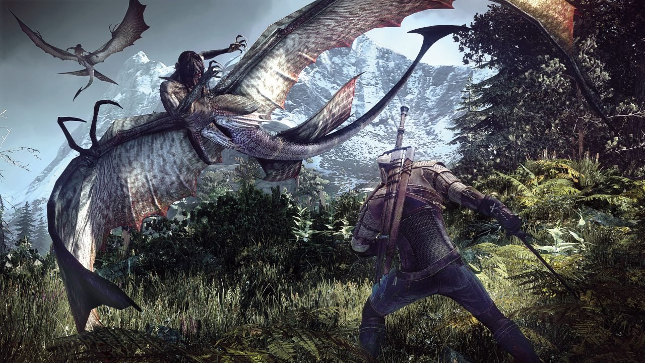 Opinion: Should The Witcher 3 be Game of the Year 4