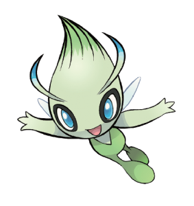 Pokémon Distributing Mythical 'Mons for 20th Anniversary 3