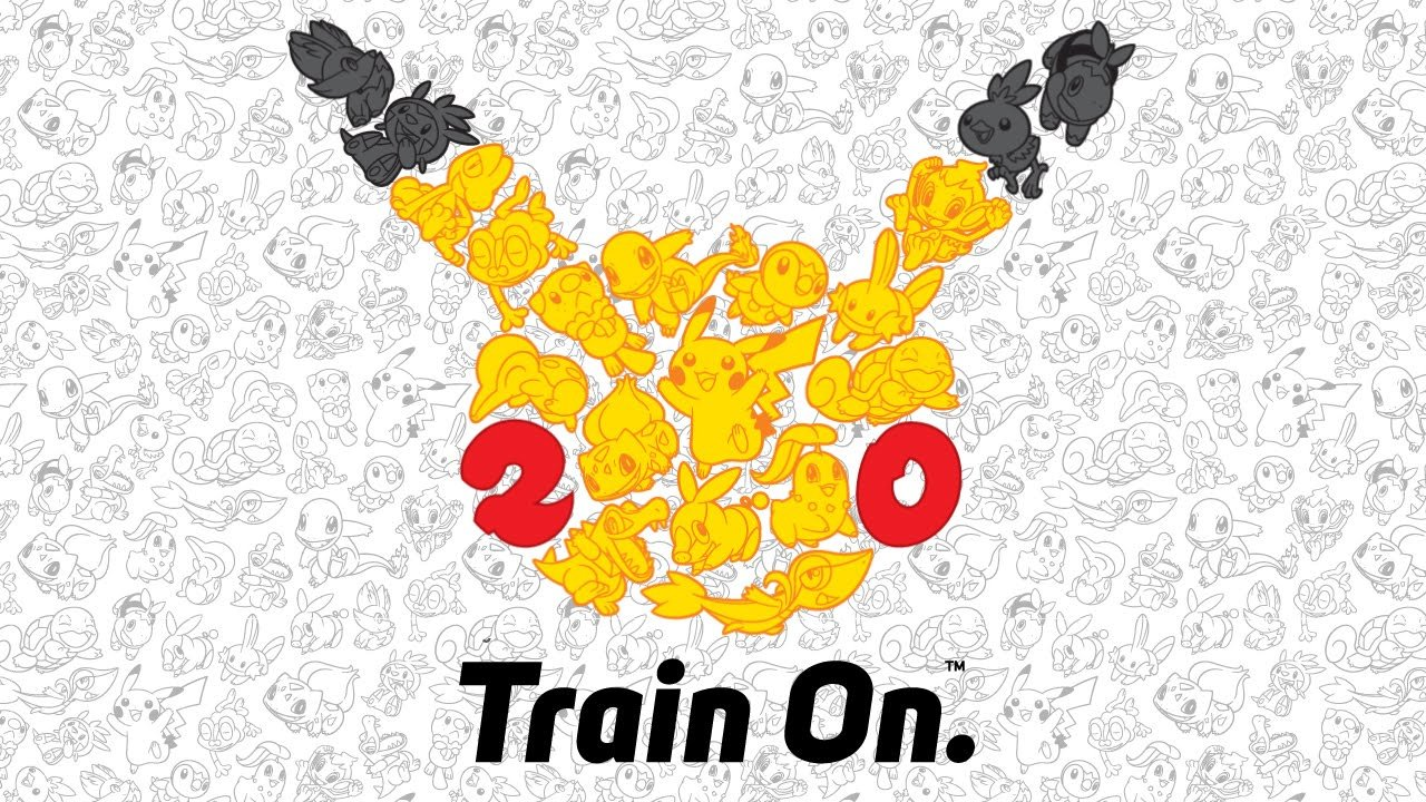 Pokémon Distributing Mythical 'Mons  for 20th Anniversary