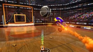 Rocket League Basketball Mode Incoming