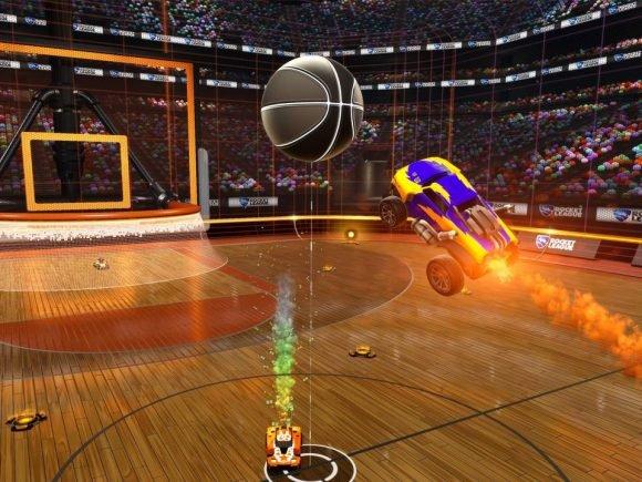 Rocket League Basketball Mode Incoming