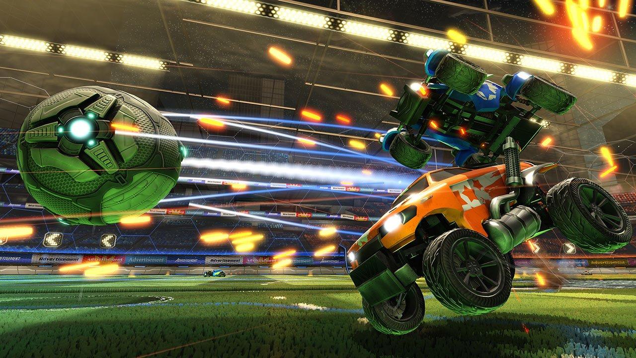 Rocket League Gets Cross Network Play