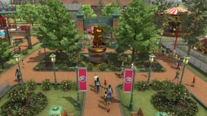 RollerCoaster Tycoon World switches to early access 1
