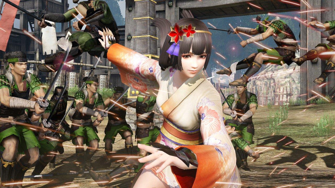 Samurai Warriors 4: Empires (Ps4) Review 1