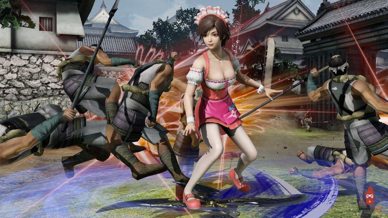Samurai Warriors 4: Empires (Ps4) Review 2