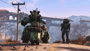 Stop The Robots With The Fallout 4 Automatron Trailer