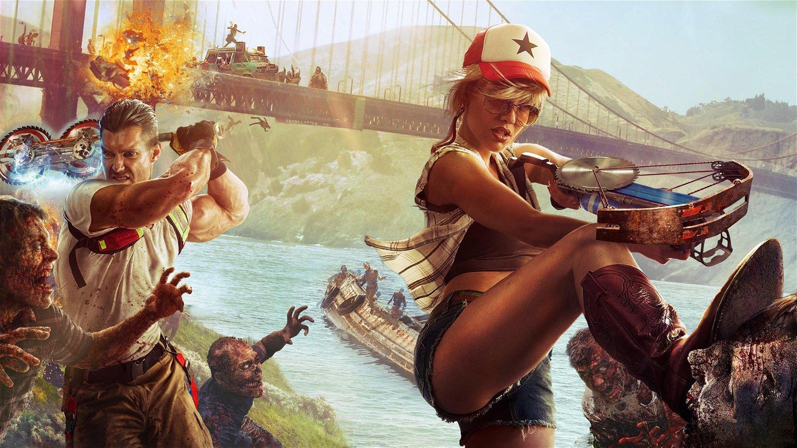 Sumo Digital Takes Over Development of Dead Island 2