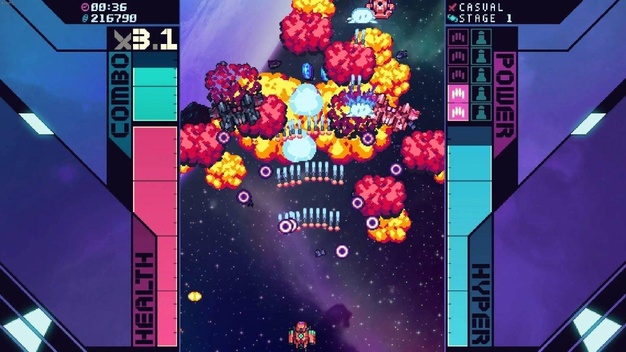 Super Galaxy Squadron Ex (Pc) Review 1