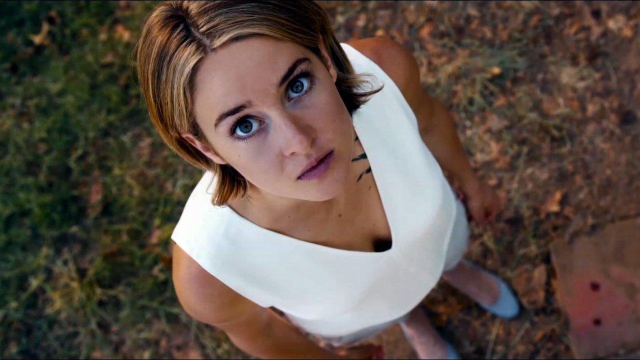 The Divergent Series: Allegiant Part 1 (Movie) Review 2