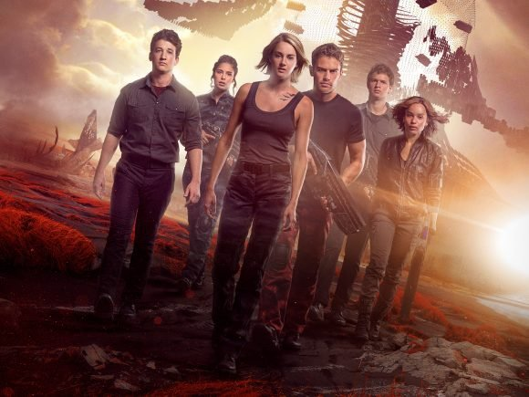 The Divergent Series: Allegiant Part 1 (Movie) Review 4