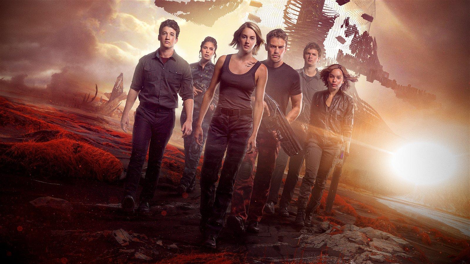 The Divergent Series: Allegiant Part 1 (2016) Review 4
