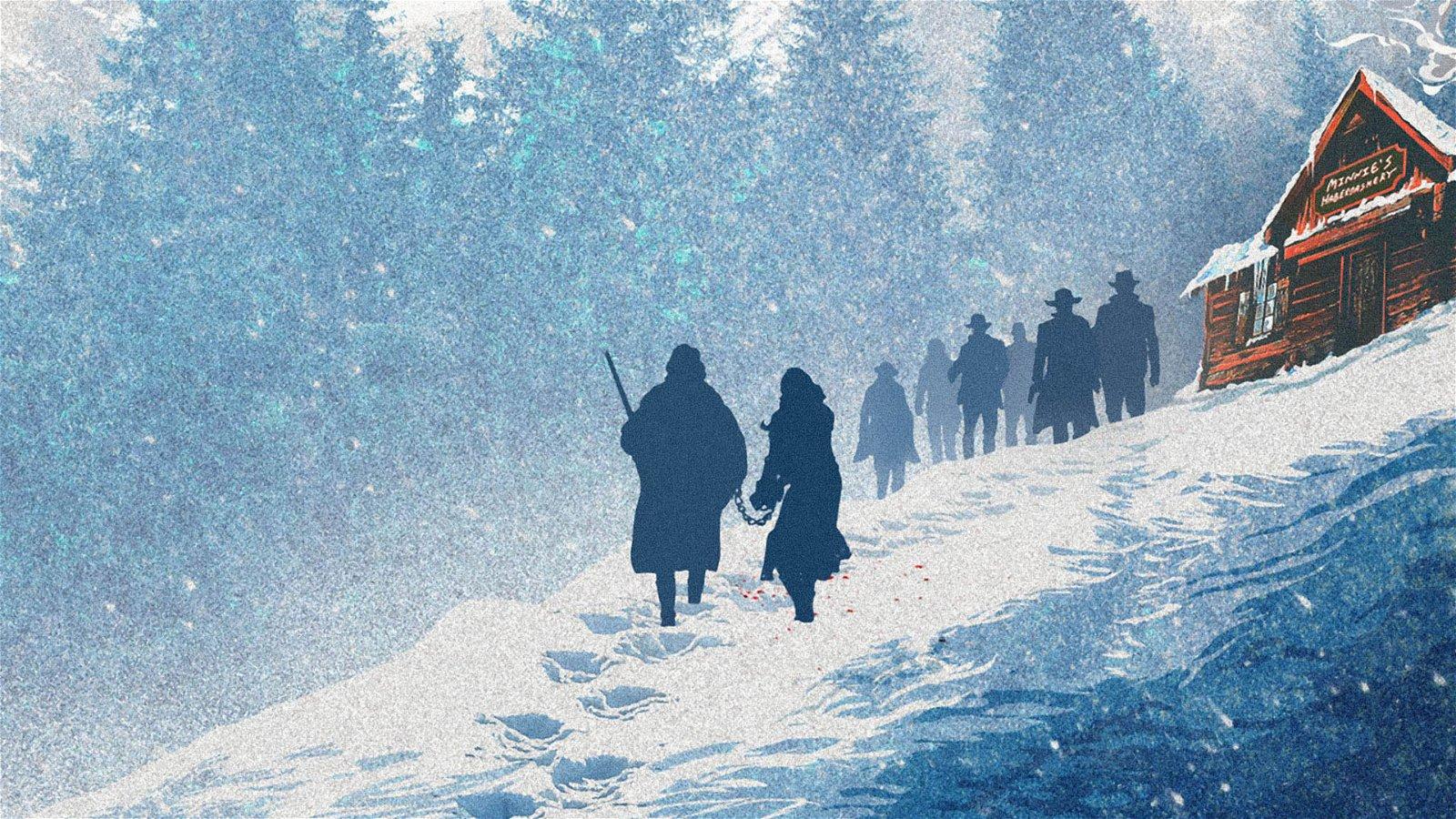The Top Ten Winter Misery Genre Movies 1