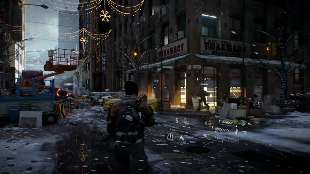 Tom Clancy's The Division (PC) Review 5