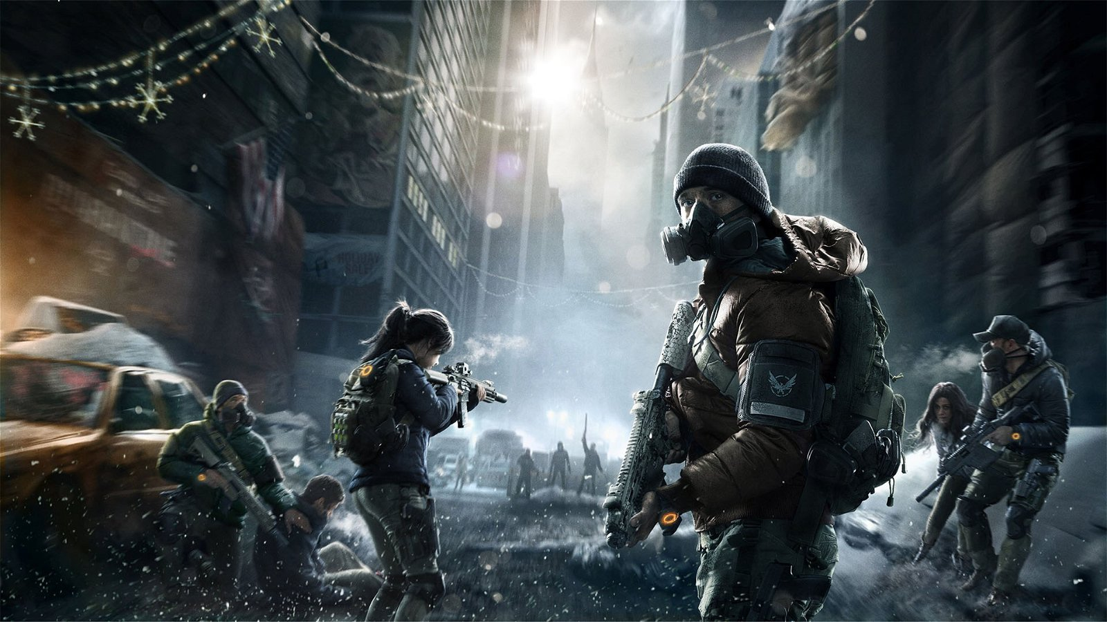 Tom Clancy's The Division (PC) Review 1