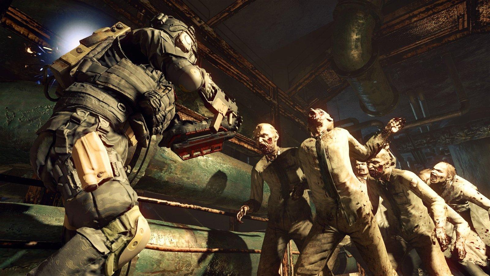 Umbrella Corps Adds New Game-Type