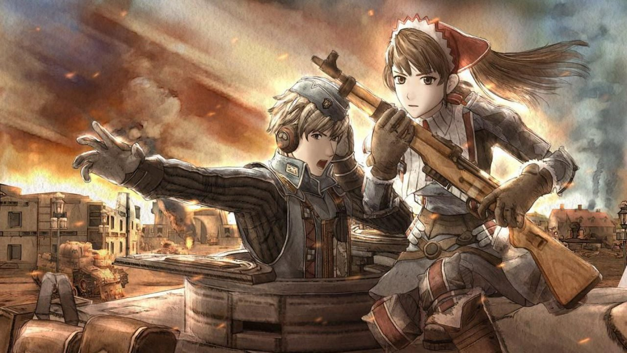 Valkyria Chronicles Remastered Lands in May