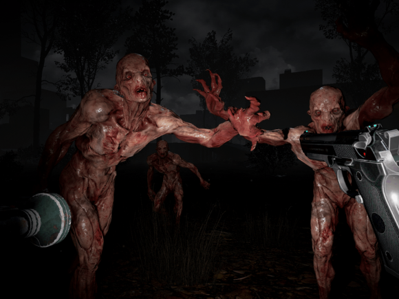 Vive Lines up one Hell of a Horror Title