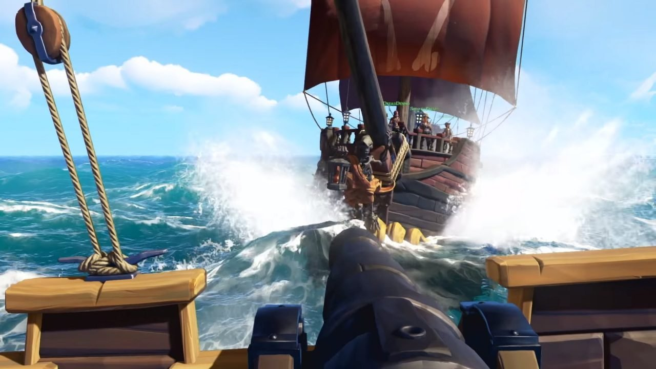 Win a Trip to Play Sea of Thieves Early